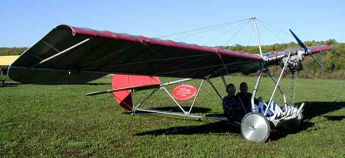 Airdrome Aeroplanes Holden Mo